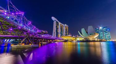 Daftar Tempat Wisata di Singapura