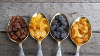 Ilustrasi buah kering - kismis (iStockphoto)