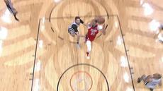 Berita video game recap NBA 2017-2018 antara New Orleans Pelicans melawan San Antonio Spurs dengan skor 122-98.