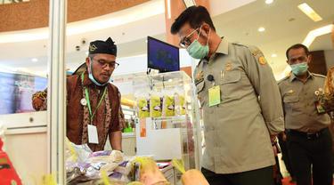 Menteri Pertanian (Mentan), Syahrul Yasin Limpo. Dok Kementan