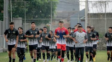 Skuad Dewa United.