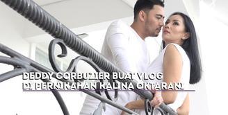 Alasan Kalina Oktarani mengundang Deddy Corbuzier di hari pernikahannya.