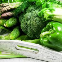 Otak Lebih Sehat dengan Konsumsi Sayuran Hijau (Strelka/Shutterstock)