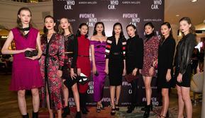 Karen Millen meluncurkan koleksi musim gugur 2018 dan kampanye terbaru, Women Who Can untuk menginspirasi wanita Indonesia agar terus percaya diri. Sumber foto: PR.