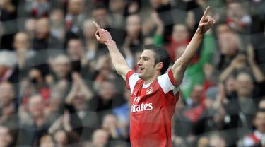 Striker Berkualitas Arsenal Setelah Era Thierry Henry