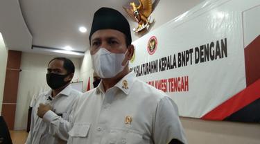 Kepala BNPT, Komjen Boy Rafli Amar