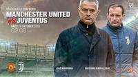 Manchester United vs Juventus (Liputan6.com/Abdillah)