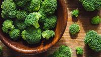 Brokoli / Sumber: iStokphoto