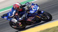 Galang Hendra mendapatkan kesempatan untuk kedua kalinya untuk terjun di World Supersport 300, kelas baru di World Superbike Championship.
