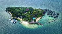 Pulau Ayer di Kepulaian Seribu. (dok.Instagram @wegoindonesia/https://www.instagram.com/p/BnpshWmjGvb/Henry