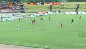 Laga lanjutan Shopee Liga 1,  Semen Padang VS PS Tira Persikabo berakhir  1-3 #shopeeliga1