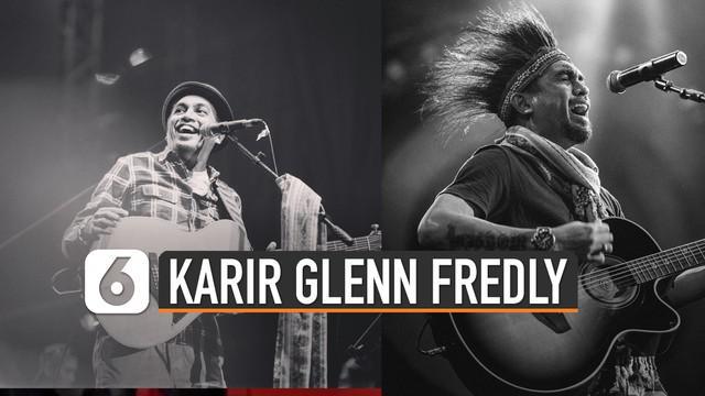Industri musik Indonesia sedang berduka cita. Penyanyi legendaris Glenn Fredly menghembuskan nafas terakhirnya. Tetapi karyanya tidak pernah terlupakan. Ini dia perjalanan karir Glenn Fredly di dunia musik Indonesia.