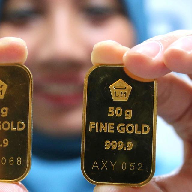 Harga Emas Antam Betah Di Posisi Rp 628 Ribu Per Gram Bisnis