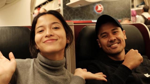 Chicco Jerikho Dan Putri Marino