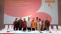 Indosat Ooredoo mengumumkan bahwa transaksi penjualan sebagian aset perseroan dan penyewaan kembali itu sudah mendapatkan persetujuan para pemegang saham dalam Rapat Umum Pemegang Saham Luar Biasa (RUPSLB). (sumber: istimewa)