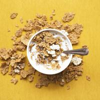 ilustrasi cereal/copyright Unsplash/Nyana Stoica