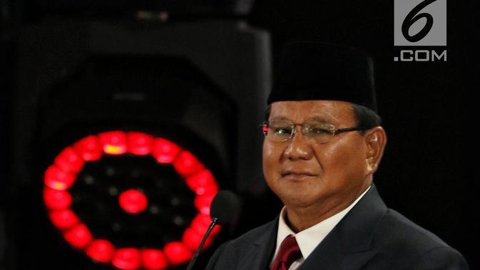 5 Tokoh Populer Mendadak Masuk Tim Inti Prabowo Subianto - Pilpres Liputan6.com