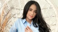 Dewi Perssik siap gelar konser untuk peringati 17 tahun berkariernya di industri hiburan Tanah Air. (Sumber: Instagram/@dewiperssikreal)