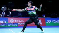 Tunggal putra Indonesia, Jonatan Christie. (PBSI)