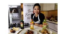 Chef Marinka hadir dengan nuansa baru, membuktikan bahwa Bertolli Olive Oil dapat digunakan juga untuk masakan Indonesia.