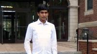 Pria tunanetra ini menjadi CEO bagi perusahaan senilai Rp 215 miliar.