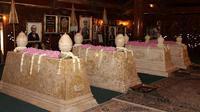 Makam Soeharto di Astana Giribangun, Karanganyar, Jawa Tengah. (Liputan6.com/Reza Kuncoro)