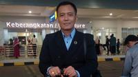 Berdasarkan akun Instagram Toto Santoso Hadiningrat, ia sering bepergian ke luar negeri. (foto: Liputan6.com/Instagram/edhie prayitno ige)