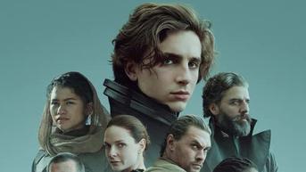 Review Film Dune: Memenuhi Kaidah Seni Sinema, Tapi Maaf Kurang Seru Untuk Perang Lintas Planet
