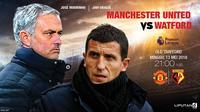 Prediksi Manchester United vs Watford (Liputan6.com/Trie yas)