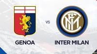 Liga Italia: Genoa vs Inter Milan. (Bola.com/Dody Iryawan)