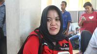 Sekretaris KPA Kota Cirebon Sri Maryati (Panji Prayitno/Liputan6.com)