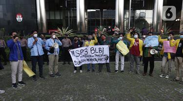 Mahasiswa Tolak Penerbitan SP3 Kasus BLBI