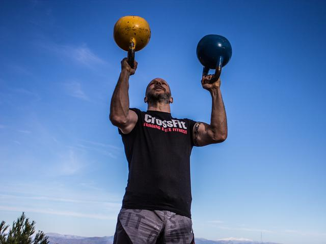 Mengenal Latihan Crossfit Dan Jenis