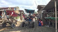 Mengintip kehidupan kusir delman di Jakarta. (Liputan6.com/Devira Prastiwi)