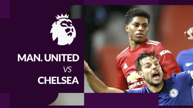 Berita motion grafis statistik Liga Inggris 2020/2021 laga pada pekan keenam, di mana Manchester United imbang 0-0 melawan Chelsea karena performa gemilang Edouard Mendy.