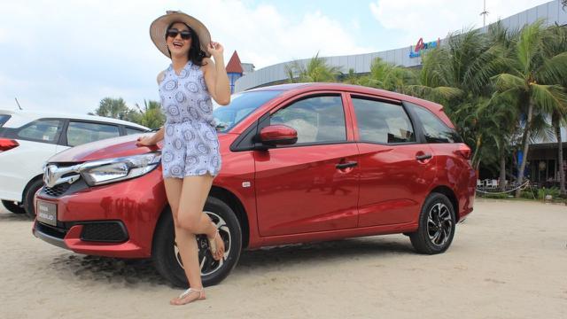 Mobilio Facelift Minim Pembaruan Honda Menyanggah Otomotif