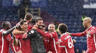 Alisson Becker - Liverpool - Liga Inggris