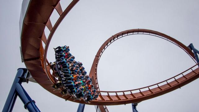 Menyukai Roller Coaster, Remaja Ini Buat Roller Coaster Sendiri