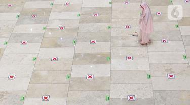 Masjid Istiqlal Jelang Ramadan