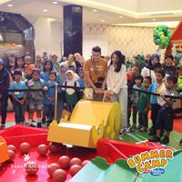 Event Mal Taman Anggrek bertajuk Summer Camp with Hasbro Gaming