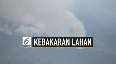 Kebakaran di lereng Gunung Merbabu semakin meluas. Saat ini sekitar 115 hektar lahan hangus terbakar. Kebakaran sudah meluas hingga ke Wilayah Boyolali.