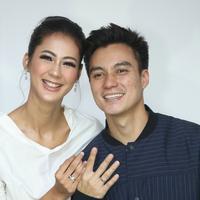 Preskon resepsi pernikahan Paula Verhoeven dan Baim Wong (Nurwahyunan/Fimela.com)