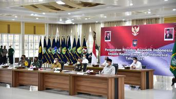 Sederet Tanggapan Parpol Terkait Pj Kepala Daerah dari TNI-Polri