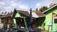 Kerusakan akibat gempa di Palu (Dok. BNPB)