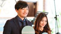 Sendi Ariani merambah bisnis baru (foto: Mamecoin Indonesia)
