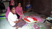 Keluarga Tunurungu di Batam. (Batamnews.co.id)