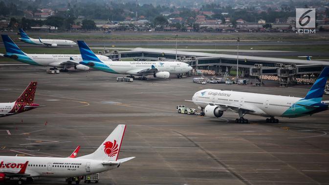 Garuda Indonesia Luncurkan Aplikasi Layanan Pengiriman Barang Online