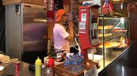 New York-style Pizza Place