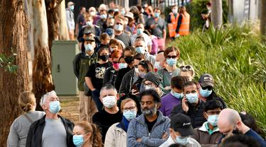 Sebagian Besar Warga Sydney Dilarang Tinggalkan Kota