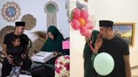 Momen ulang tahun ke-30 Kartika Putri (Sumber: YouTube/Kartika Putri Official)